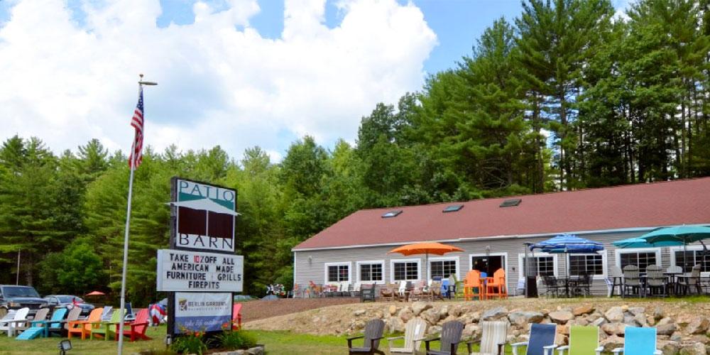 Patio Barn   Amherst, NH   MA