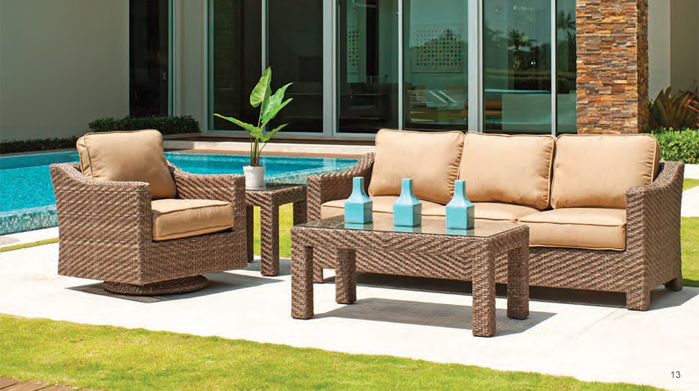 ... Wicker Outdoor Furniture At The Patio Barn ...
